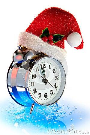 Christmas Countdown on Christmas Countdown Of Time Royalty Free Stock Image   Image  1600326