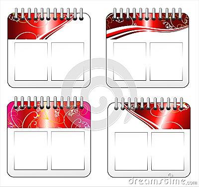 Christmas day calendar icon