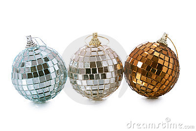 Christmas decorate ball