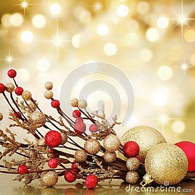 Free Christmas Decoration Royalty Free Stock Photo - 16087575