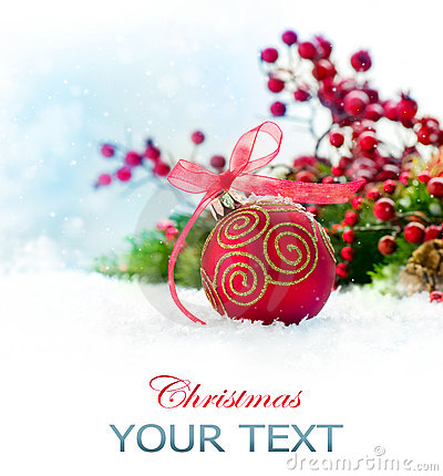 Free Christmas Decoration Stock Photos - 22392353