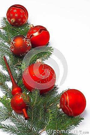 Christmas decoration/ frame