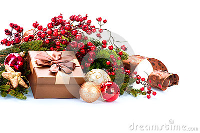 Christmas Decoration and Gift Box