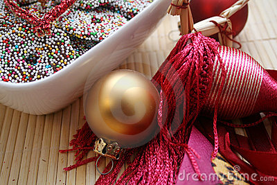 Christmas Decoration objects