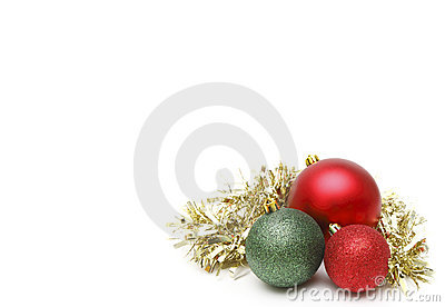 Christmas decoration page