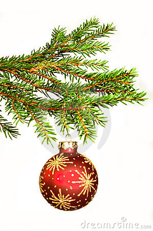 Free Christmas Decorations Stock Images - 1285344