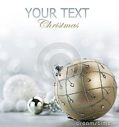 Free Christmas Decorations Stock Image - 22337131