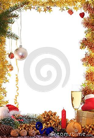 Free Christmas Decorations. Royalty Free Stock Photos - 3804578