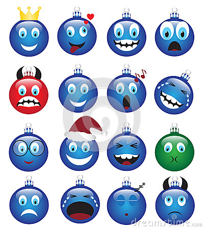 Christmas decorations-emotions