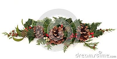 Christmas Decorative Spray