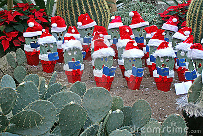 Christmas in the desert.
