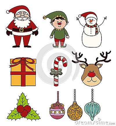 Free Christmas Design Stock Photo - 45931010