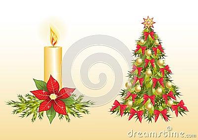 Christmas design element.