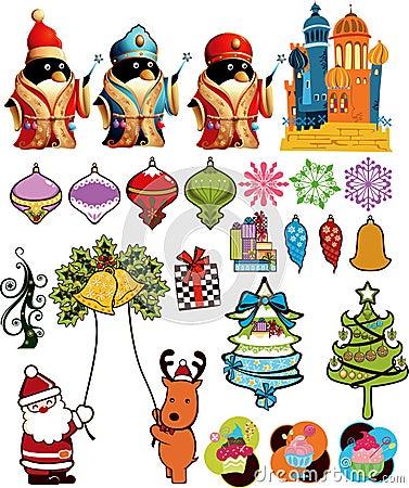 Christmas Design Elements 1