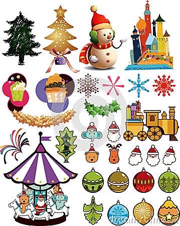 Christmas Design Elements 3