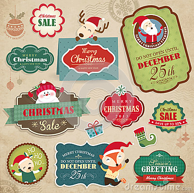 Free Christmas Design Elements Stock Photo - 32430660