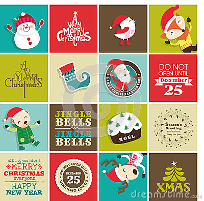 Free Christmas Design Elements Royalty Free Stock Photos - 32433308