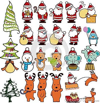 Christmas Design Elements 4