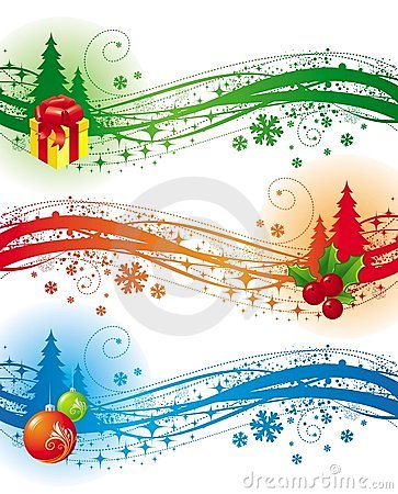 Free Christmas Design Elements Stock Photography - 6786582