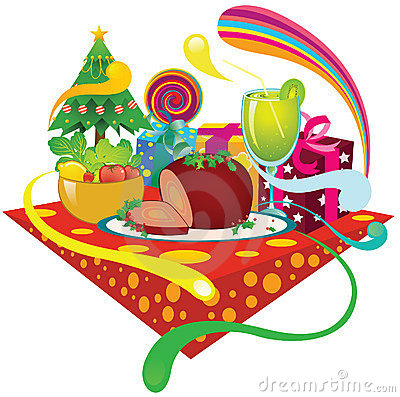 Christmas Dinner Stock Photos - Image: 11353423