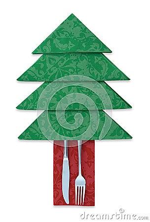 Christmas Dinner Concept