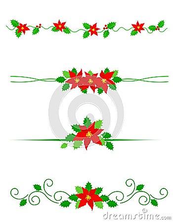 Christmas Dividers Stock Image - Image: 11561261