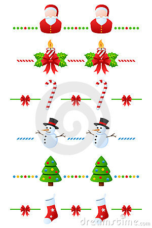 Christmas Dividers Set [1]