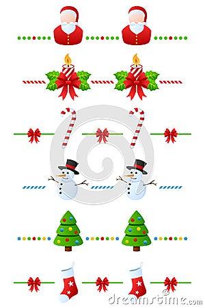 Christmas Dividers Set [1]