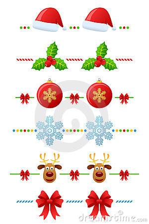Christmas Dividers Set [2]