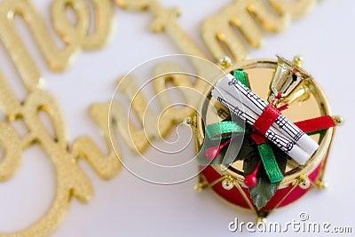 Christmas Drum