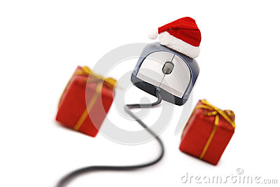 Christmas e-commerce