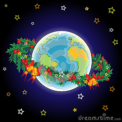 Christmas Earth