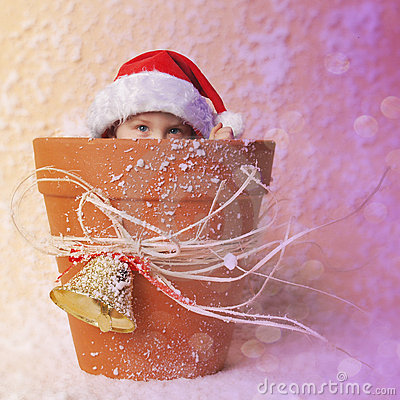 Free Christmas Elf Royalty Free Stock Photo - 16372395