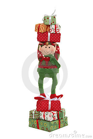 Free Christmas Elf Royalty Free Stock Photography - 3066647