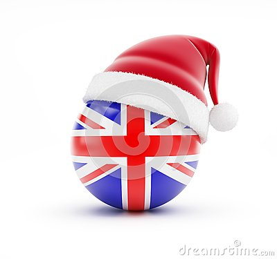 Christmas In England Royalty Free Stock Image - Image: 27261916
