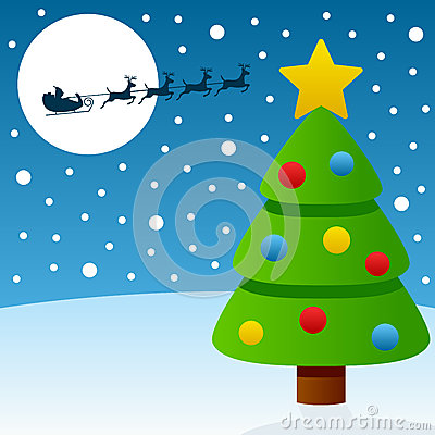 Christmas Eve Night
