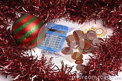Christmas expense