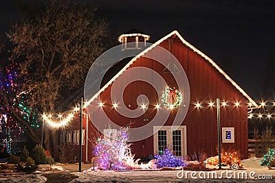 Christmas On The Farm Stock Photography Image 31699062