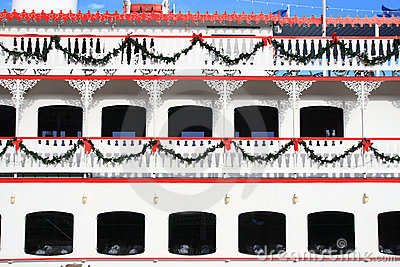 Christmas Ferry