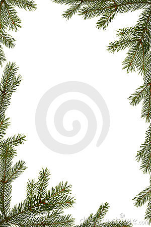 Free Christmas Frame Stock Images - 1062614