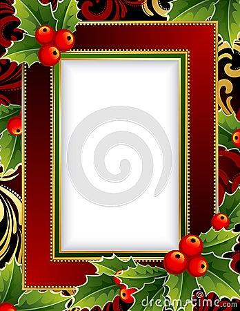 Free Christmas Frame Stock Photo - 11796510