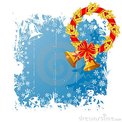 Free Christmas Frame Royalty Free Stock Image - 17208286