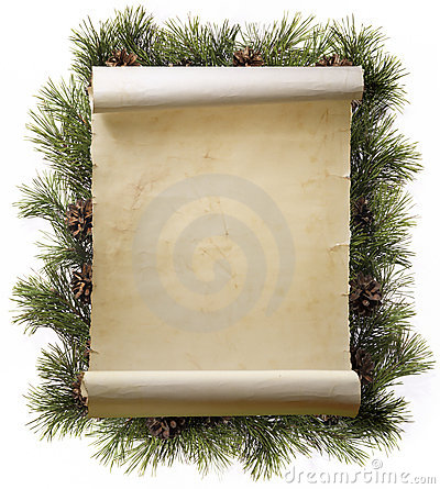Free Christmas Frame Royalty Free Stock Photo - 17211195