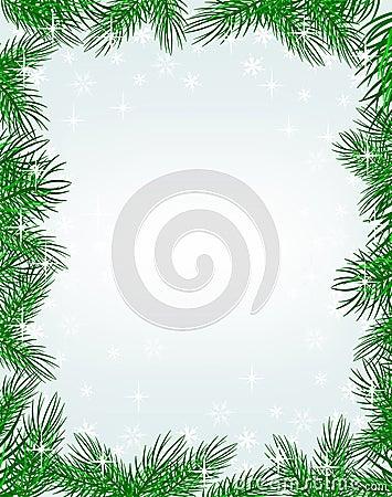 Free Christmas Frame Stock Image - 22234731