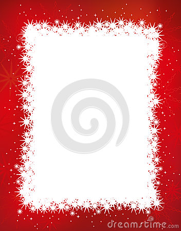 Free Christmas Frame Royalty Free Stock Photos - 33845428