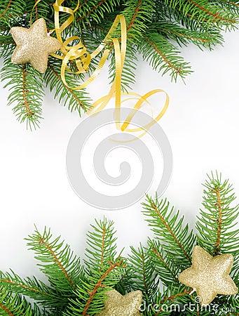 Free Christmas Frame Stock Photo - 6880170