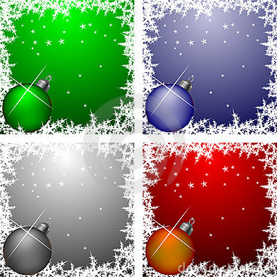 Christmas frames collection