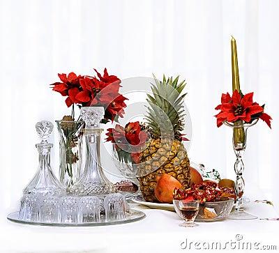 Free Christmas Fruit Royalty Free Stock Photo - 1709545