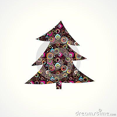 Christmas fur tree.