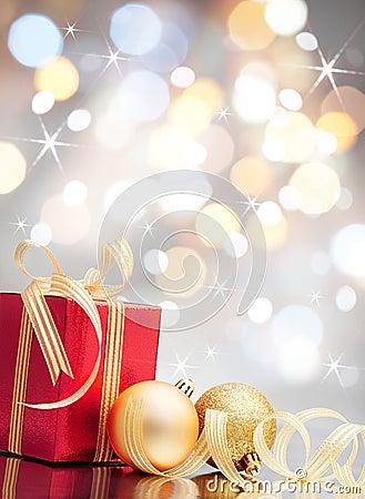 Free Christmas Gift Stock Photo - 21209930